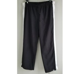 Nike Warm Up Pants Athletic drawstring Size M 8/10
